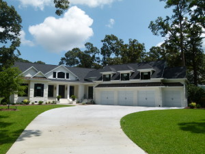 Eastern NC Custom Built Home with 4 car garage